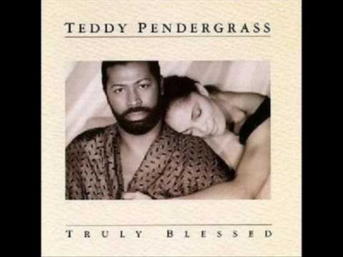 Teddy Pendergrass - It Should've Been You