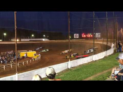 """The Bad Fast Taz"" Lucas Oil Late Models at Tazewell Speedway"