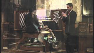Trumpet Voluntary by John Stanley - Jason Covey, trumpet; Sean Jackson, organ