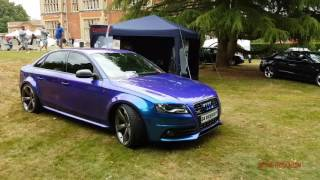 Driving Passion does VAG at the Manor 2017