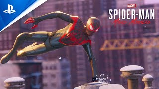 Marvel's Spider-Man: Miles Morąles Launch Trailer I PS5, PS4