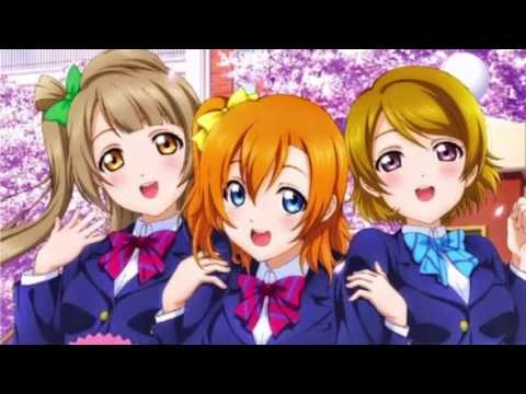 Love Live- 『Blueberry Train』