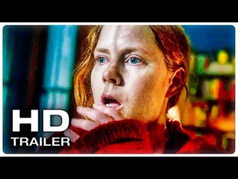 ЖЕНЩИНА В ОКНЕ Русский Трейлер #1 (2020) Эми Адамс, Гари Олдман Thriller Movie HD