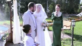 Идеальная ведущая свадебных церемоний. Татьяна Гончарова