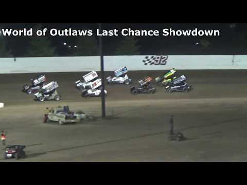 Grays Harbor Raceway, September 4, 2017, World of Outlaws Last Chance Showdown