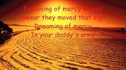Peter Gabriel-Mercy street(lyrics)