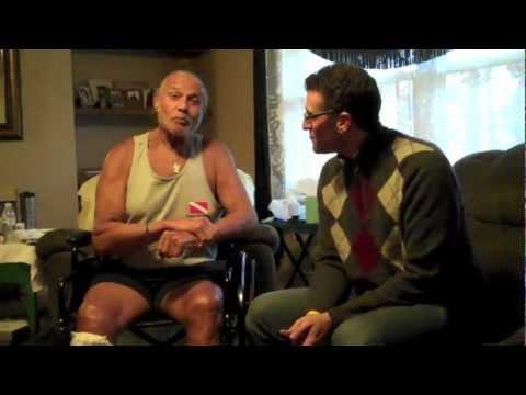 Superfly Jimmy Snuka Interview on A-Sides