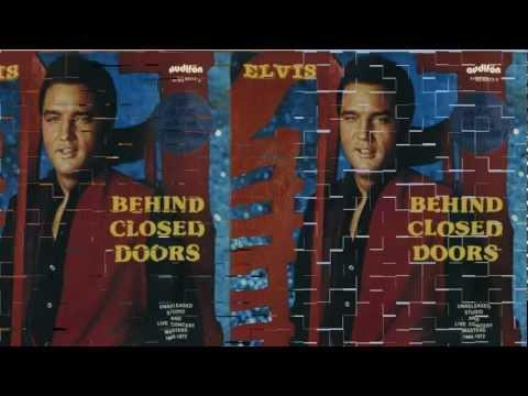 Elvis Vinyl Album Imports