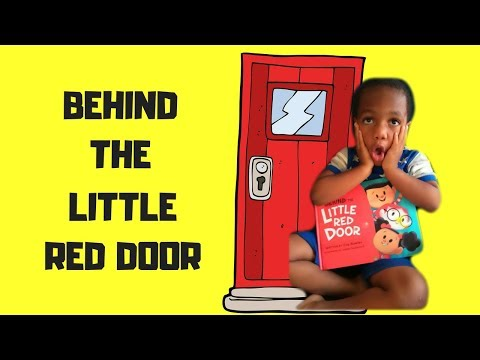 Reading Time With RayandRy   Behind The Little Red Door by Coy Bowles