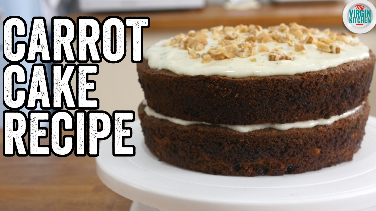 Easy carrot cake recipe youtube forumfinder Images