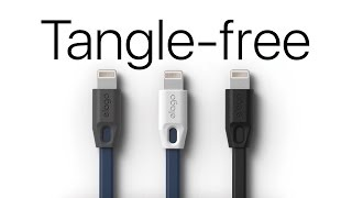 Tangle-Free Lightning to USB Charging Cable