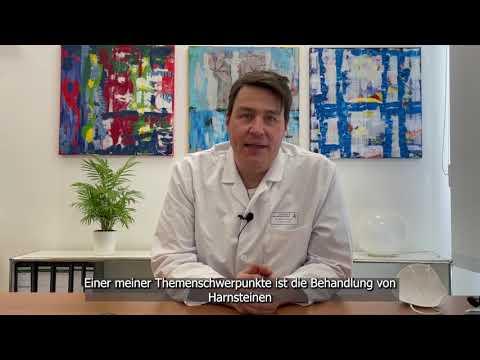 Dr. Stefan Kromer, Oberarzt der Klinik für Urologie