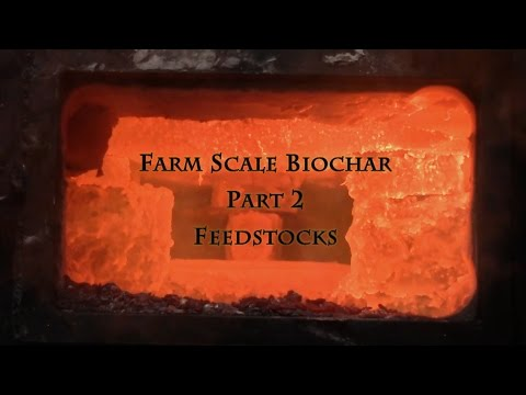 Farm Scale Biochar Part 2 Feedstocks