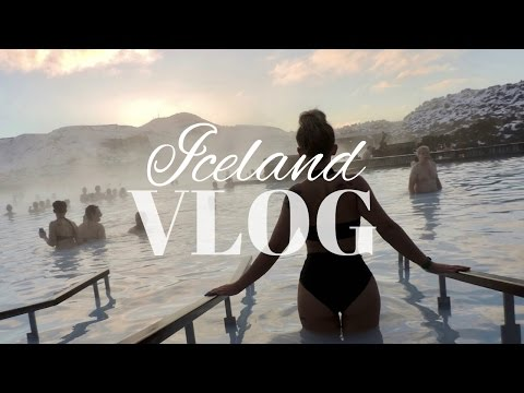 TRAVEL VLOG | ICELAND | NEW YEARS 2016/2017