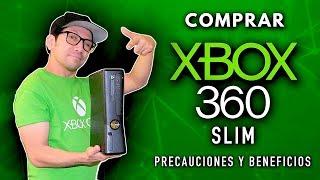 COMPRAR XBOX 360 SLIM - Precauciones y Beneficios