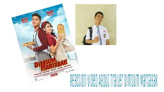 Download Lagu Reaction video about Trailer DimsumMartabak!!! Ayu TingTing and Boy William Mp3