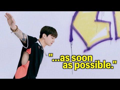 Download Jungkook Talks Mixtape 'Coming Soon', Concept (JJK1)