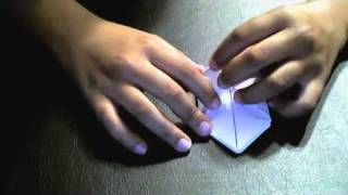 How To Make An Origami Cube (or Box)