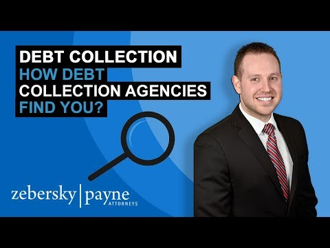 Debt Collection - How Debt Collection Agencies Find You? - Consumer Law Attorney In Fort Lauderdale