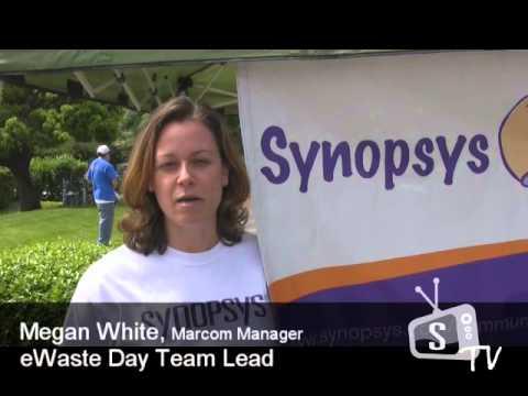 synopsys ewaste event
