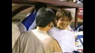 2004年サッカーアテネ五輪日本代表壮行会 (男女合同)