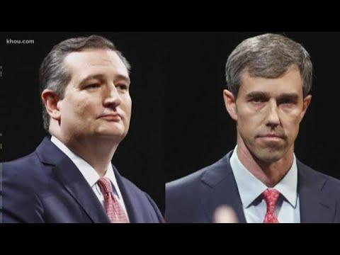 TEXAS SENATE RACE: A breakdown of Cruz, O'Rourke campaign fundraising, spending