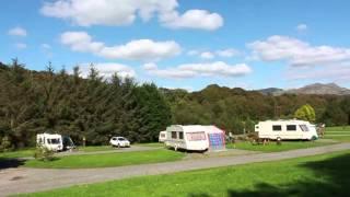 Camping Pods Campsite West Wales Coast MotorBike Adventures Of Britain Biker Friendly