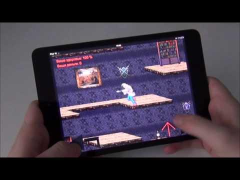 Промо- ролик к игре GULMAN 2D(Android)
