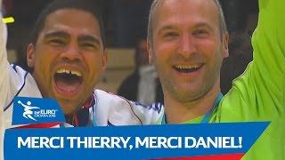 Merci Thierry, merci Daniel! | EHF EURO 2018