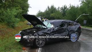 Halálos baleset Dunavarsánynál