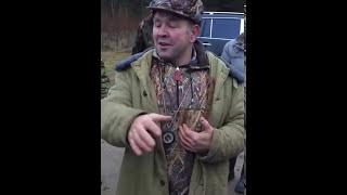 Охота на медведя.Смешной рассказ охотника.