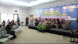 Bioenergy in Indonesia: An international workshop at CIFOR