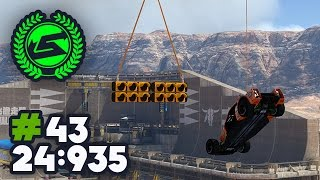 Super Trackmaster: 24:935 on #43 (Green Series/Canyon)