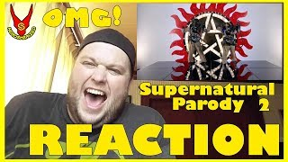 SUPERNATURAL PARODY 2 REACTION! by the Hillywood show