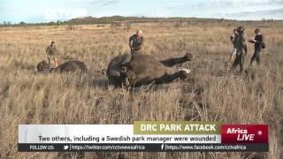 3 wildlife rangers shot dead in Garamba