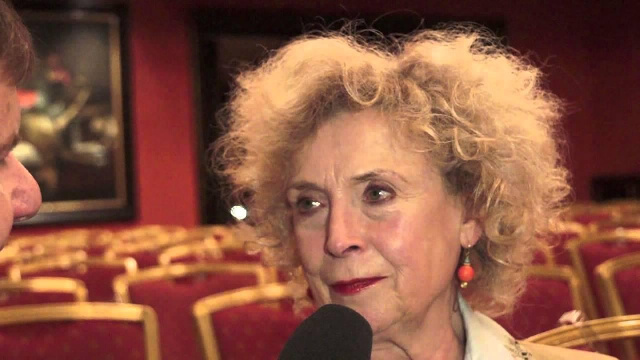 Interview Schauspielerin Ilse Neubauer Poetentaler 2013 Youtube
