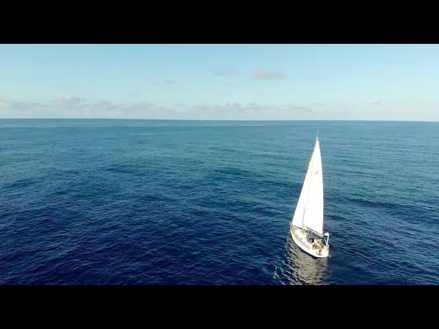 Yachtüberführung Lanzarote  - Holland 2019, 2.000 Meilen in 2 Minuten