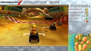 Mario Kart 7 Worldwide - [27] Troll Toad Twins