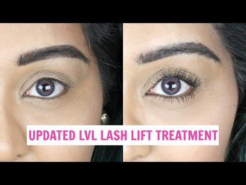 Updated LVL Lash Lift Treatment & Eyelash Tint / Nishi V