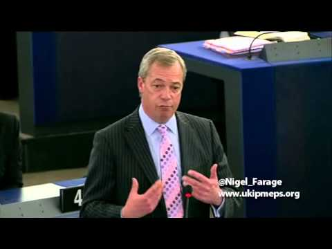 EU asylum plan presents a threat to our civilisation -UKIP leader Nigel Farage