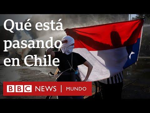"""Protestas en Chile: cómo empezaron y qué hay detrás de la furia en """"el paraíso de América Latina"""""""