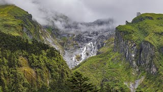 Live: Beautiful scenery of Hailuogou Scenic Spot in SW China – Ep. 6
