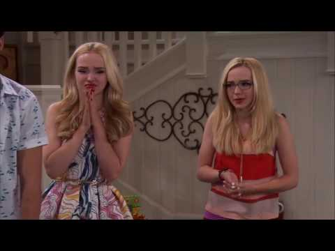 liv and maddie end a rooney cast