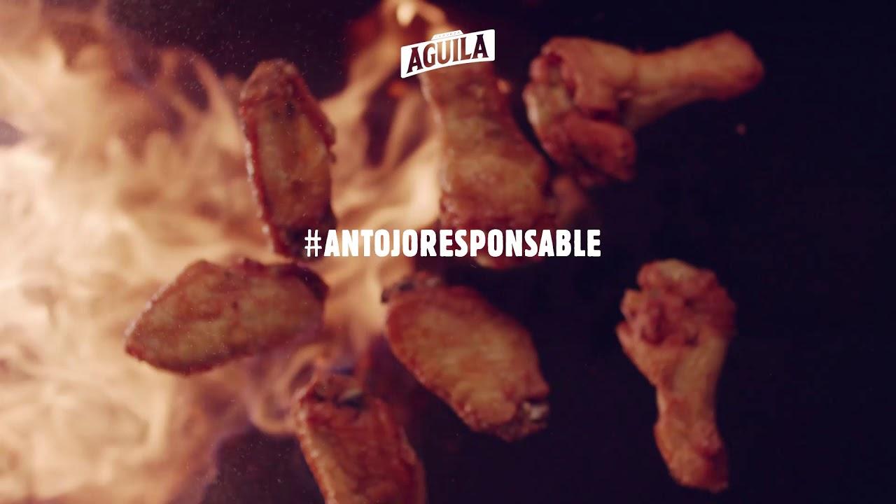 #AntojoResponsable | Cerveza Aguila