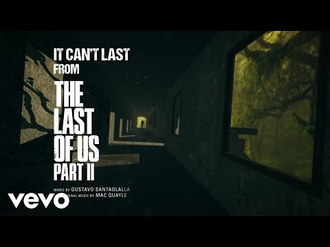 """It Can't Last (from """"The Last of Us Part II"""") (Official Video)"""