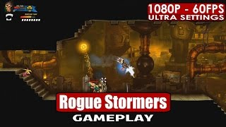 Rogue Stormers gameplay PC HD [1080p/60fps]