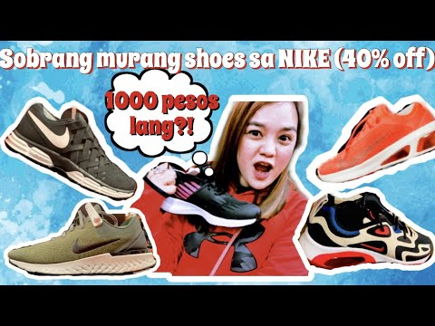 CANADA's Boxing Day Sale (part 1)! NIKE Outlet!