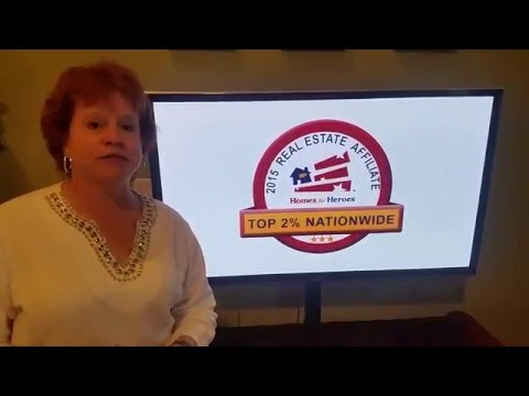 Sandi Reed | Real Estate Group | Explains | Homes For Heroes | Lee's Summit | Kansas City | Missouri