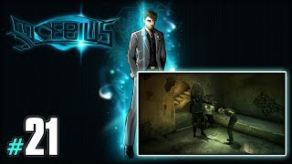 "MOEBIUS Empire Rising #21 - Rozdział VII [1/2] - ""Ucieczka i tunele"""
