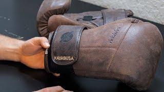 Hayabusa Boxing Gloves Review (Kanpeki Elite 16 ounce)